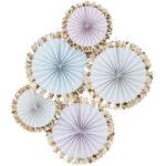 Pick & Mix – Fan Decorations – Pastel Kit