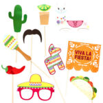 Viva La Fiesta – Photo Booth Props