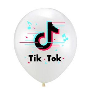 11 Inch Latex Balloon Tik Tok
