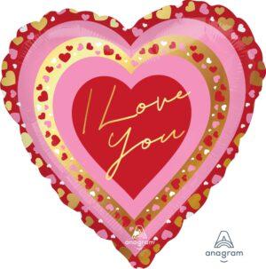 18:I Love You Pretty Hearts