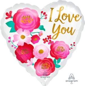 JUM:Love You Ombre Flowers