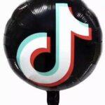 18 Inch Foil Tik Tok Balloon