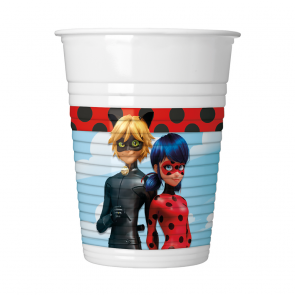 Miraculous Ladybug Cups