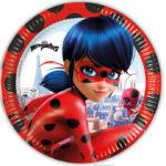 Miraculous Ladybug Paper Plates